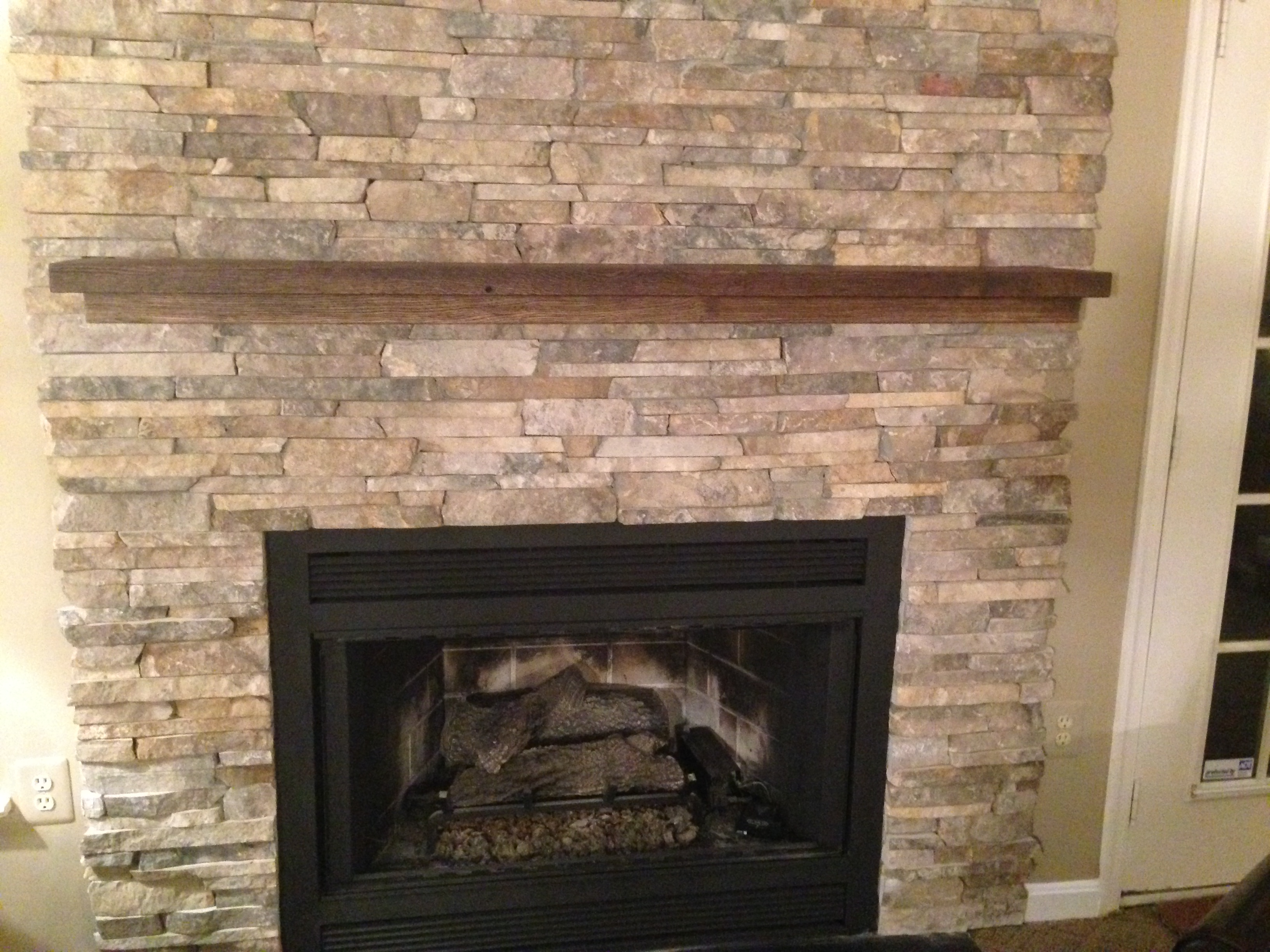 How To Build And Attach A Fireplace Mantle The Sawdust Files